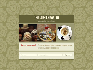 The Eden Emporium